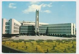 ADDIS ABABA, Ethiopia,Etiopia, Town Hall, Palazzo Municipale  Vintage Old Postcard - Ethiopia