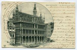CPA - Carte Postale - Belgique - Bruxelles - La Maison Du Roi (SV5963) - Monumenten, Gebouwen