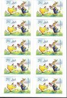 2014  Allem. Fed.  Deutschland  Mi. FB 37 **MNH   Booklet  Das Ostergeschenk - Carnets