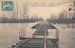10-ROMILLY SUR SEINE-LIGNE DE CHATEAU THIERRY-N°R2151-A/0213 - Romilly-sur-Seine