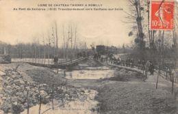 10-ROMILLY SUR SEINE-LIGNE DE CHATEAU THIERRY-N°R2151-A/0243 - Romilly-sur-Seine