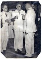 CONGO BELGE- LEOPOLDVILLE, Gal DE DIV. FRANCAIS ASTIER DE VILLATTE COMMANDANT - CONGOPRESSE Fevrier 1951 - Guerra, Militari
