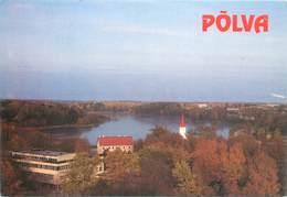CPSM Estonie-Polva                   L2684 - Estonie