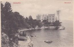 CARTOLINA - POSTCARD - TRIESTE - MIRAMAR - Trieste
