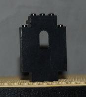 Lego Lego Panneau Mur Fenetre Noir  Ref 4444 2x5x6 - Lego Technic