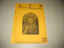Anc. Magazine AVB - Histoire Des Brasseries De MOMIGNIES ( Brasserie Bachelart, Février,Caignet,...) - Autres Collections