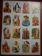Planche éducative Volumétrix - N°26 - Races Humaines - Learning Cards
