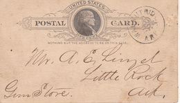UNITED STATES  POSTAL  GARD - Postcards