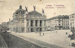 1907 - Lwow  Lemberg , Gute Zustand, 2 Scan - Ukraine