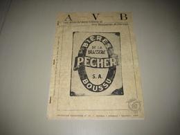 Anc. Magazine AVB - Histoire De La Brasserie LA SIRENE La Louvère ( + Brasseries De L'entité De Boussu) - Autres Collections