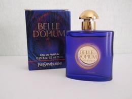 BELLE MINIATURE Eau De Parfum BELLE D'OPIUM  De Y ST LAURENT 7,5 Ml - Miniatures Modernes (à Partir De 1961)