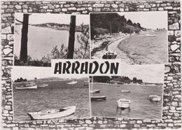 Morbihan :  ARRADON  :  Vues  1969 , Plage, Ile Logoden - Arradon