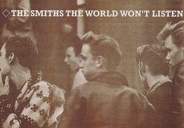 Rare Ancienne Cp  Pop Culture Années 80 The Smiths - Other Products