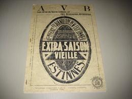 Anc. Magazine AVB - Histoire De Brasseries WIELEMANS Bruxelles Et WANDERPEPEN Estinnes - Autres Collections