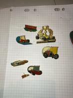 Lot De Pin's Courses Automobile - Badges