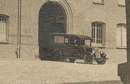 MONTFERMEIL - Hôpital Intercommunal - Pavillon D'entrée  & Ambulance - Circulée 1948 -  Bon état - Montfermeil