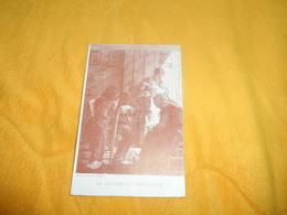 CARTE ANCIENNE DE 1918. / TOMBOLA AU BENEFICE DES PRISONNIERS DE GUERRE VAUCLUSIENS. CACHET N°7996. LA LETTRE DU PRISONN - Billets De Loterie