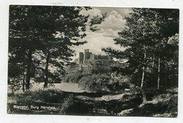 GERMANY - AK 335084 Werratal - Burg Hanstein - Germany