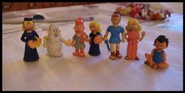 """Lot De 7 Figurines """"Il était Une Fois La Vie"""" - Figurines"""