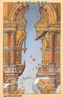 Illustrateur PASSAGES Les Cités Obscures - Editions Castermann Schuiten/Peeters N°4  * PRIX FIXE - Illustrateurs & Photographes