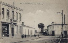 A.H. LE HAILLAN- Le Bourg-(cachet). - Autres Communes
