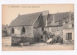 161 - MONTOIRE - Ancienne Eglise Saint-Oustrille - Montoire-sur-le-Loir