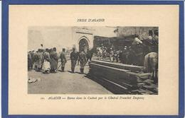 CPA Maroc AGADIR Légion étrangère Général Franchet DESPEREY Non Circulé - Agadir