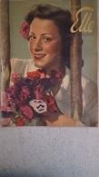 ELLE HEBDOMADAIRE FEMININ MARS 1941  N°33 - Books, Magazines, Comics