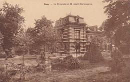 CPA Dour - La Propriété De M. André Harmegnies - 1931 (36931) - Dour