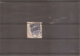 Bureaux Allemands En Chine ( V 48 D Sur Fragment) - Deutsche Post In China
