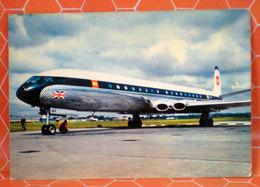 AEREO BEA British European Airways CARTOLINA - 1946-....: Era Moderna