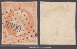PC 3399 (Tours-sur-Marne, Marne (49)), Cote 12.5€ (+20€ Pour Le Timbre) - 1849-1876: Classic Period