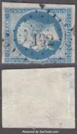 PC 192 (Authon-du-Perche, Eure-et-Loir (27)), Cote 13.75€ - 1849-1876: Période Classique