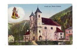A 2641 SCHOTTWIEN, Wallfahrtskirche Maria Schutz - Neunkirchen