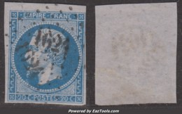PC 1624 (Lamargelle, Côte D'Or (20)), Cote 56.25€ - 1849-1876: Klassieke Periode