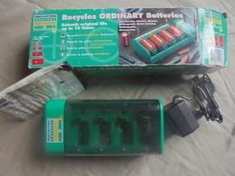 Occasion - Appareil Pour Recycler Les Piles Ordinaires - Technical