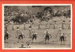 FKD-26 Vevey Fête Des Vignerons 1927 Les Foins, Les Faucheurs, Les Rateleuses En Costume. Cachet Vevey 1927 - VD Vaud