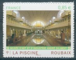 France, La Piscine Museum, Roubaix, Northern France, 2010, MNH VF Self-adhesive Stamp - Unused Stamps