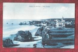 PORTUGAL + STAMP PRAIA DA ROCHA VISTA PARCIAL ALGARVE - Faro