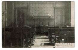 Bruxelles - Palais De Justice - 7e Chambre Correctionnelle - 2 Scans - Monuments, édifices