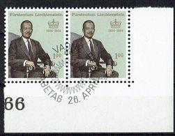 Liechtenstein 1966 // Mi. 464 O Paar - Liechtenstein