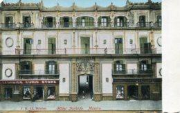 MEXICO Hotel Iturdide - Mexico