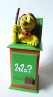 Figurine CASIMIR Publicitaire FLUNCH - 2003 - LEONARD - Other