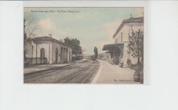 83 SAINT CYR SUR MER LA GARE Trés Bon Etat - Saint-Cyr-sur-Mer