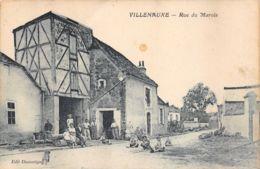 10-VILLENAUXE-RUE DU MAROIS-N°R2040-G/0011 - France