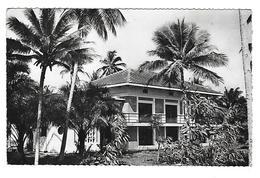 Gabon - Port-Gentil - C.C.A.E.F. Circulée 1960 - Gabon