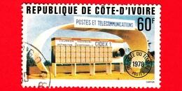 COSTA D'AVORIO - Usato - 1978 - Giornata Del Francobollo - Rural Postal Center - 60 - Costa D'Avorio (1960-...)