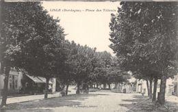 24-LISLE-PLACE DES TILLEULS-N°R2041-E/0293 - Autres Communes