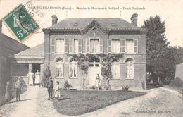 27-BOURG BEAUDOIN-BOUCHERIE CHARCUTERIE GAILLARD-N°R2041-F/0295 - Autres Communes