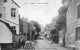 Vivegnis - Rue Du Tombeu (belle Animation, Stappers Edit 1913, Rare) - Oupeye